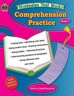 Strategies That Work : Comprehension Practice, Grade 6 - Alan Horsfield