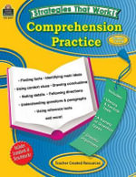 Strategies That Work : Comprehension Practice, Grades 7 & Up - Alan Horsfield