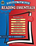 Reading Essentials, Grades 6 & Up - Kristine Brown
