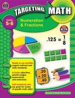 Numeration & Fractions, Grades 5-6 - Gloria Harris