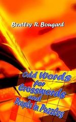 Odd Words For Crosswords and People in Puzzles : The Best TV Guide Crossword Puzzles from the 90s t... - Bougard Bentley