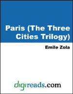 Paris (The Three Cities Trilogy) - Emile Zola