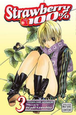 Strawberry 100% : A Fateful Film Trip, Volume 3 :  A Fateful Film Trip, Volume 3 - Mizuki Kawashita