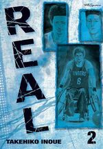 Real, Volume 2 : Scenery for a Doomsday - Takehiko Inoue