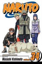 Naruto : Volume 34: The Reunion - Masashi Kishimoto