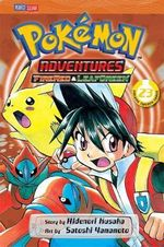 Pokemon Adventures : 23 - Hidenori Kusaka
