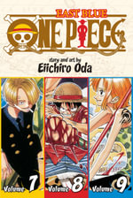 One Piece : East Blue, Volume 7 - 9 :  East Blue, Volume 7 - 9 - Eiichiro Oda