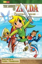 The Legend of Zelda : Phantom Hourglass 10 - Akira Himekawa