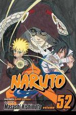Naruto  : Volume 52: Cell Seven Reunion - Masashi Kishimoto