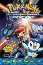 Pokemon Diamond & Peal Adventure Box Set : Volumes 1-11 - Shigekatsu Ihara