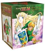 The Legend of Zelda Box Set : Vols. 1-10 - Akira Himekawa