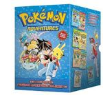 Pokemon Adventures Red & Blue Box Set : Volumes 1-7 - Hidenori Kusaka