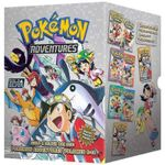 Pokemon Adventures Gold & Silver Box Set : Volumes 8-14 - Hidenori Kusaka