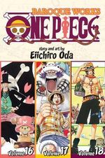 One Piece : Baroque Works 16-17-18 6 - Eiichiro Oda