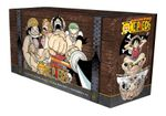 One Piece Box Set: East Blue and Baroque Works : (Volumes 1-23 with premium) - Eiichiro Oda