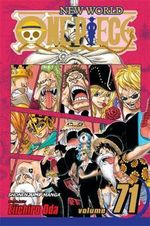One Piece : 71 - Eiichiro Oda