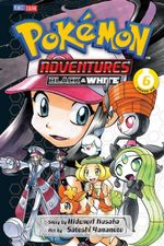 Pokemon Adventures Black & White : 6 - Hidenori Kusaka