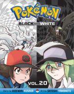 Pokemon Black & White : 20 - Hidenori Kusaka