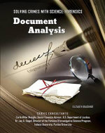 Document Analysis - Elizabeth Bauchner