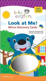 Baby Einstein : Look at Me! Mirror Discovery Cards :  Look at Me! Mirror Discovery Cards