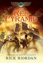 The Red Pyramid : The Kane Chronicles Series : Book 1 - Rick Riordan