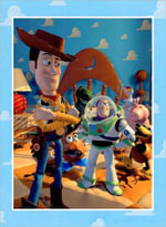 Toy Story the Art and Making of the Animated Film  :  Art and Making of the Animated Film - Steve Daly