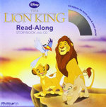 The Lion King Read-Along Storybook : Read-Along Storybook and CD - Rowan Atkinson