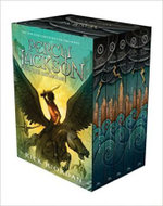 Percy Jackson & the Olympians Boxed Set - Rick Riordan
