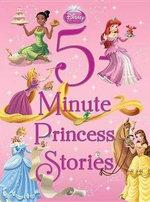 5-Minute Princess Stories - Disney Press