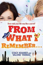 From What I Remember... - Valerie Thomas
