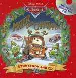 Mater Saves Christmas : Mater Saves Christmas Storybook & CD - Kiel Murray