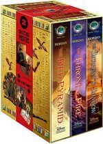The Kane Chronicles Hardcover Boxed Set - Rick Riordan