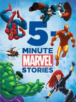 5-Minute Marvel Stories : 5-Minute Stories - Disney Book Group