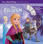 Frozen Read-Along Storybook and CD - Al Giuliani