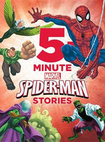 5-Minute Spider-Man Stories : 5-Minute Stories - Disney Book Group