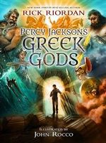 Percy Jackson's Greek Gods - Rick Riordan