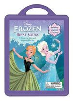 Disney Frozen: Royal Sisters : A Dress-Up Book and Magnetic Play Set - Disney Press