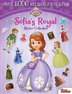 Sofia the First Sofia's Royal Sticker Collection - Marcy Kelman