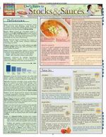 Chef's Guide to Stocks and Sauces : Reference Guides - BarCharts, Inc.