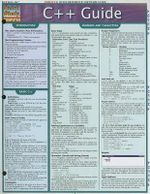 C++ Guide : Reference Guide - BarCharts, Inc.
