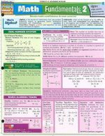 Math Fundamentals 2 :  Boost Math Confidence & Test Scores! - BarCharts, Inc.