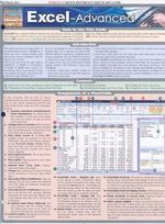 Excel Advanced : Reference Guide - BarCharts, Inc.