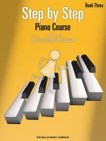 Step by Step Piano Course - Book 3 - Edna Mae Burnam