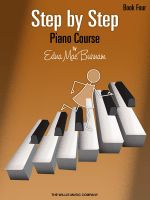 Step by Step Piano Course - Book 4 - Edna Mae Burnam