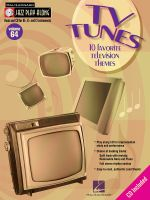 Jazz Play Along: Volume 64 : TV Tunes - Mark Taylor