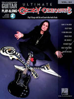 Guitar Play-Along: Volume 64 : Ultimate Ozzy Osbourne - Ozzy Osbourne