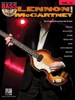 Hal Leonard Bass Playalong: Volume 13 : Lennon and McCartney - John Lennon