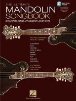The Ultimate Mandolin Songbook : 26 Favorite Songs - Janet Davis