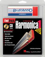 Fasttrack Music Instruction : For C Diatonic Harmonica 1 - Blake Neely