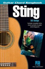 Sting : Guitar Chord Songbooks - Sting